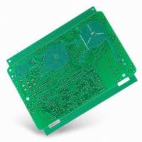 Wholesale Quick Peelable Mask Printed Circuit Board PCB 2 Layers with Leaded HASL from china suppliers