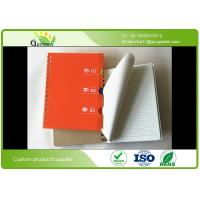 Wholesale 80 gram PP Hard Cover Spiral Notebook For Stationery Store / Advertising Promotion from china suppliers