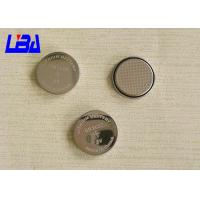 Wholesale Li-MnO2 CR2025  Coin Cell Battery , Rechargeable 3v Lithium Battery Silver Color from china suppliers