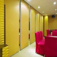 Wholesale Movable Sliding Folding Room Dividers for Banquet Hall / Sound Proof Partition Walls from china suppliers