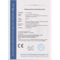 Shenzhen Best Bright Technology Co, Ltd. Certifications