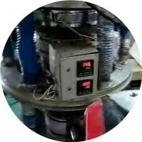 Wenzhou Vinot HDPE / LDPE / LLDPE Double Layer Film Blowing Machine with Various Screw Diameter Available 2SJ-G50