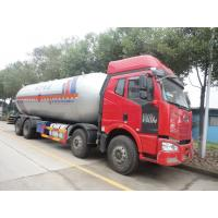 Wholesale factory sale best price FAW 8*4 34.5CBM LPG tanker for delivery propane, hot sale cheaper  Propane gas delivery truck from china suppliers