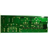 Wholesale Gold Finger 2 - 12 layers Multilayer PCB lcd tv pcb board FR4 , Teflon , Rogers , High Tg from china suppliers