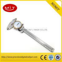Wholesale 124-150 0-150mm/0.01mm Stainless Steel Dial Caliper measuring instrument from china suppliers