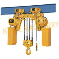 Wholesale Electric Rope Hoist / 10 Ton 5 Ton Electric Hoist With Double Cover Protection from china suppliers