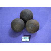 Wholesale High Impact toughness Chemical Industry B3 D120mm Steel Balls For Ball Mill , Grinding Media Carbon Steel Ball from china suppliers