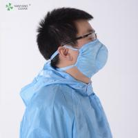 Wholesale 3d Breathable ESD washable Surgical Masks Multi Color For Pharmaceutical Factory from china suppliers
