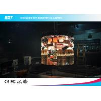 Wholesale 3 in 1 32 x 32 Pixels indoor Curved led  video screen Full Color P5 SMD2121 for night club from china suppliers