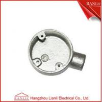 Buy cheap One Way Conduit Junction Box Hot Dip Galvanized BS4568 GI CONDUIT CLASS 4 from wholesalers