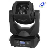 Wholesale Sound Activated Rgbw LED Disco Light 4 Pcs 25W With Super Beam Moving Head from china suppliers