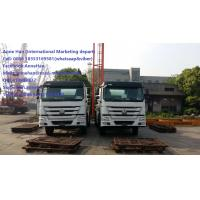 Wholesale Mobile Concrete Mixing Equipment with 10CBM mixer tank RHD 10 Wheels 336HP from china suppliers