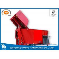 Wholesale Tulip Vertical Fodder Cutted and Mixed Machine as  Multilift System Raising Shovel Device from china suppliers