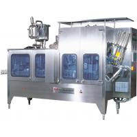 Wholesale Reliable Operating and Easy Maintaining Roof-type Carton Beverage Filling Machine With 600 Box Per Hour from china suppliers