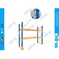 Wholesale Cold Rolled Steel Pallet Storage Racks , Heavy Duty Beam Racking from china suppliers