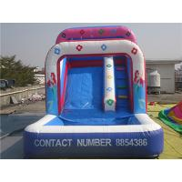 Wholesale Outdoor Amusement Inflatable Water Slide Double Strong Stitching from china suppliers
