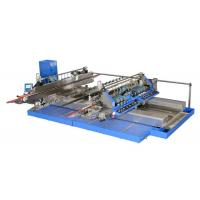 Wholesale Professional Blue Glass Straight Line , Double Edger Machine High Speed from china suppliers