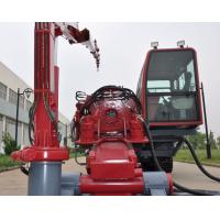 Wholesale High Powered Horizontal Directional Drilling Rigs , Crawler Drilling Rigs from china suppliers