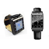 Wholesale Handfree 1.44 Inches MP3 Wrist Watch Cell Phones with TFT Touch Panel from china suppliers