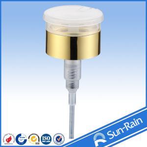 Wholesale shiny gold nail pump 33/410 plastic nail pump Nail Liquid Pump sprayer from china suppliers
