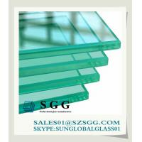 Wholesale clear float glass panel from china suppliers