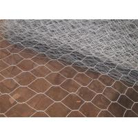 Wholesale Malla Gallinero Chicken Wire Netting , hex wire mesh for Bantam / Peacock / Pig / Pheasant from china suppliers