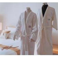 Buy cheap Hotel Cotton Bathrobes from wholesalers