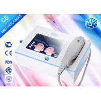 Wholesale Beauty Salon Hifu High Intensity Focused Ultrasound For Face Lifting , Professional Hifu Machine from china suppliers