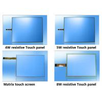 Wholesale ITO film Glass USB Resistive Matrix industrial Touch screen Panel 4w 5w 8w from china suppliers
