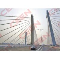 Wholesale Pre-stressed tensioning system and post tension jack forLonghu inner ring road Bridge from china suppliers