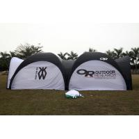 Wholesale 10 Meters Dome Inflatables Tent with 0.11 TPU , Connecting and Poison Free Material from china suppliers