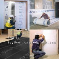 China Hot selling polypropylene plastic floor protection sheet/Wholesale floor protection pp corflute sheet on sale