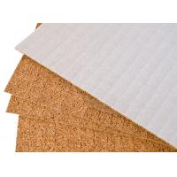 Wholesale Cork pads on sheet for protective glass,25*25mm from china suppliers