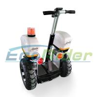Wholesale EcoRider electric scooter patrol model segway scooter with double battery 1266Wh 72V from china suppliers