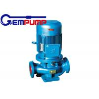 Wholesale ISG cold / hot water vertical fire-fighting booster pump remote water supply warming systems from china suppliers
