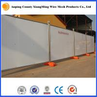 Temporary Hoarding Fence Hoarding Panels