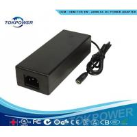 Wholesale 12 Volt Dc Power Supply Cords Output Ac Adapter 3A Small Quantity Black from china suppliers