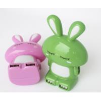 Quality rabbit shaped 4 port USB HUB for sale