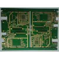 Wholesale 4 Layers Industrial Control Circuit Boards 3oz Heavey Copper 2nd Solder from china suppliers