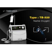 Wholesale 2 Handle Oxygen Jet Peel Machine For Acne Removal / Skin Rejuvenation from china suppliers