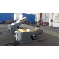 Wholesale 3T Hydraulic Tilting Welding Rotators Positioners 0 - 90 ° / 120° Tilting Angle from china suppliers