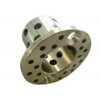 Wholesale Special Plain Bearing Bush Flanged Head Self Lubricating Bronze Bushings from china suppliers