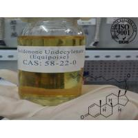 Wholesale Yellow Liquid EQ Boldenone Undecylenate Muscle Growth Steroids Equipoise from china suppliers