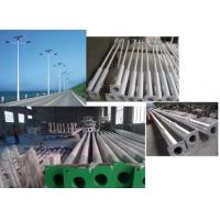 Wholesale galvanized steel gardon lighting decorative square park lamp pole from china suppliers