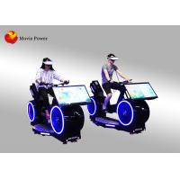 Wholesale Cool Design 9D VR Bike Virtual Reality Simulator VR Game System Sporting Glasses VR Bike Equipment from china suppliers