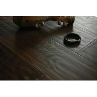 Quality Handscraped Surface Waterproof Laminate Flooring for sale