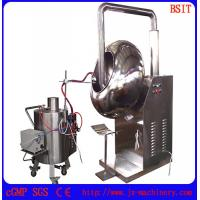Wholesale Tablet Sugar Coating Machine Byc 1000 (A) with contact part with 304 stainless steel from china suppliers
