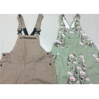 Wholesale Classic Style work bib overalls / Safety Cotton custom work apparel For Gardener from china suppliers