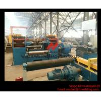 Wholesale Hydraulic H Beam Flange Straightening Machine for Machining 80mm Flange from china suppliers