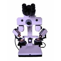 Wholesale 3.1× - 120× Comparison Microscope For Forensic Science, Police Departments from china suppliers